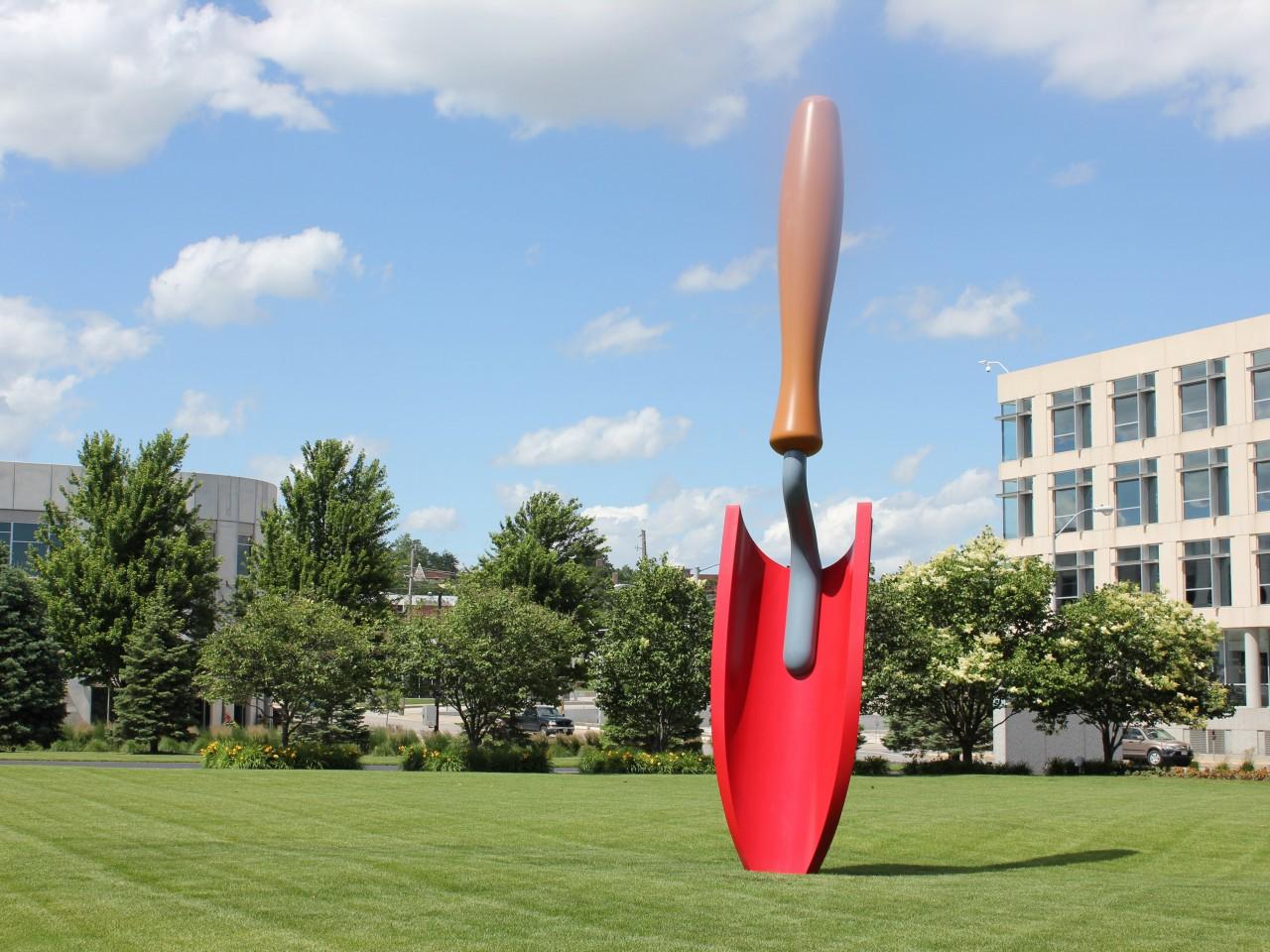Plantoir Greater Des Moines Public Art Foundation