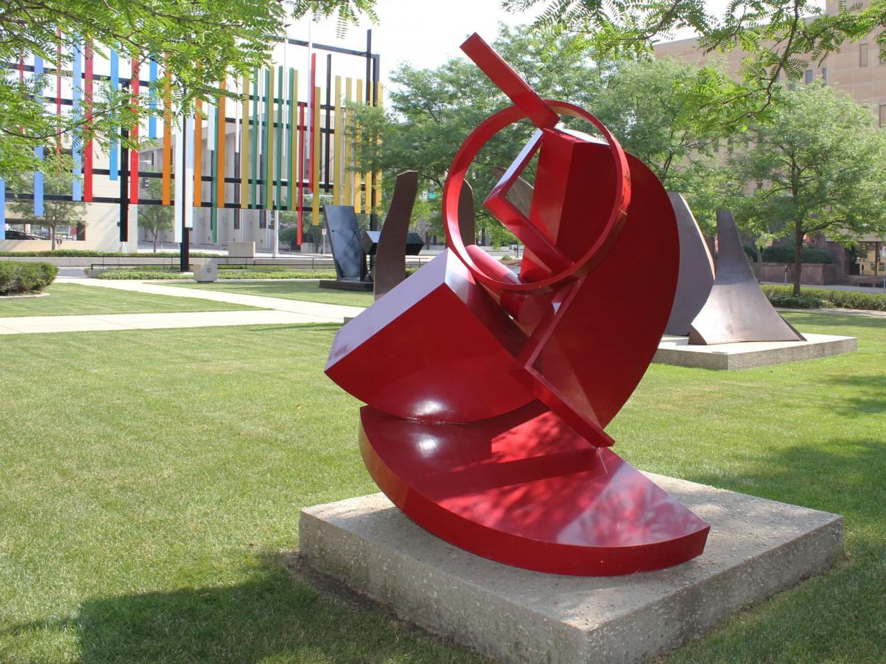 Folded Circle Zig