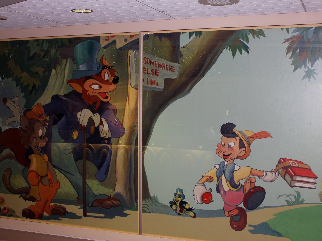 Disney Murals