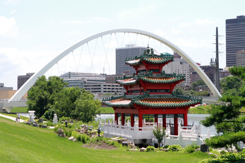 Robert D. Ray Asian Gardens
