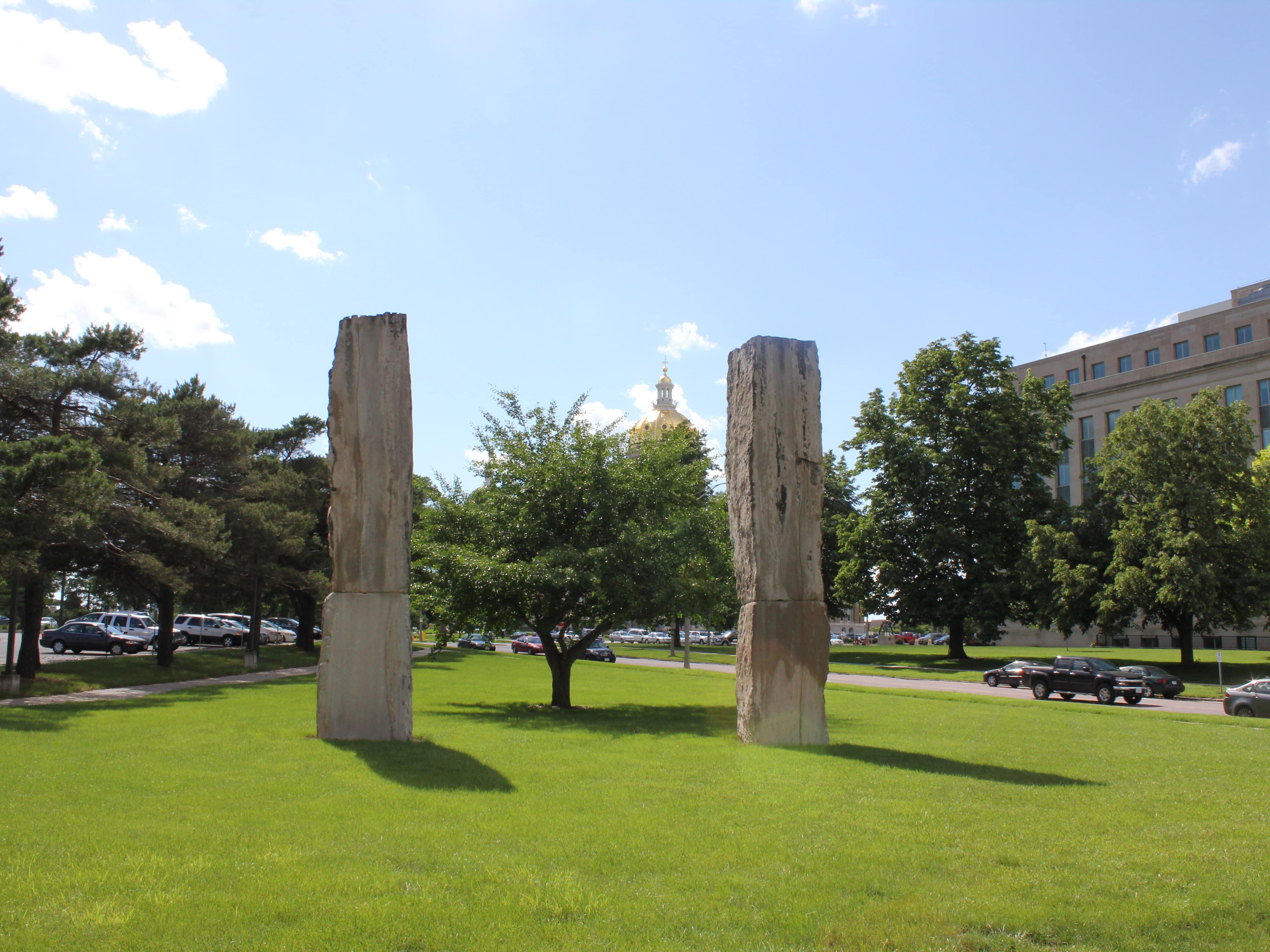 Five Stones, One Tree