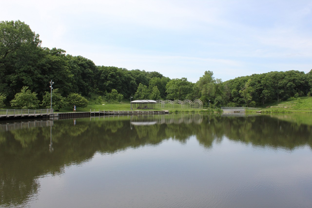 Greenwood Pond: Double Site