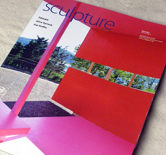 Sculpture Magazine | May 2013 Issue