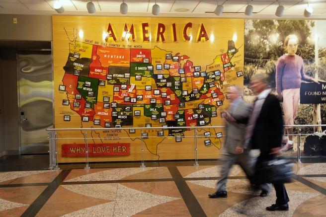 Best U.S. Airports For Public Art