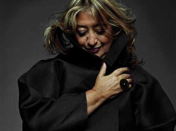 Zaha Hadid was a pioneer in the field of architecture, becoming the first woman to win the Pritzker Architecture Prize (the Nobel Prize of her field) in 2004.