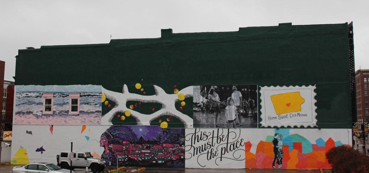 Murals at RoCA