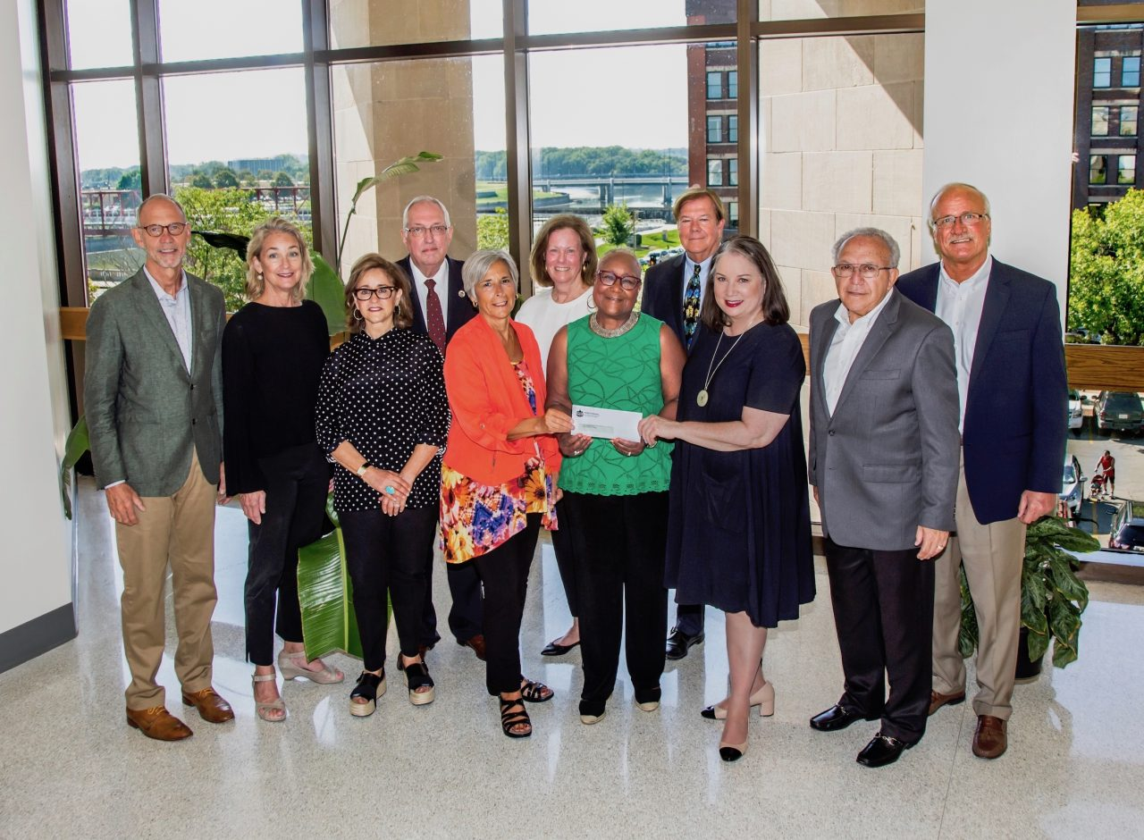 PUBLIC ART FOUNDATION RECEIVES $100,000 GIFT FROM POLK COUNTY, IA